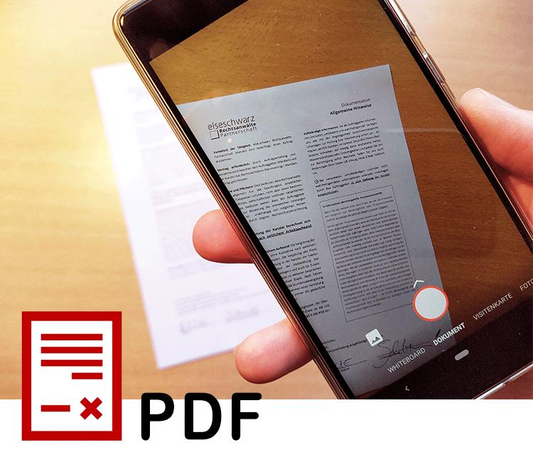 PDF erstellen leicht gemacht